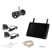 Система видеонаблюдения Danrou KCM-7790DR