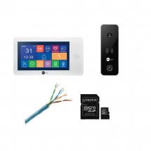 Комплект видеодомофона Neolight Alpha и Neolight Optima