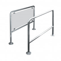 Ограждение Steelarm со стеклом / без стекла