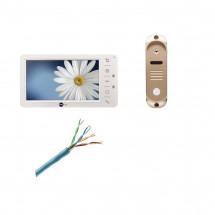 Комплект видеодомофона Neolight Kappa и Neolight Start