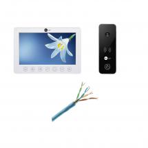 Комплект видеодомофона Neolight Omega и  Neolight Optima