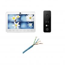 Комплект видеодомофона Neolight Gamma и Neolight Optima