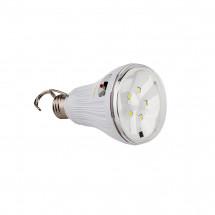 Лампа светодиодная с резервным питанием LogicPower E27 (LP-8205-5R LA)