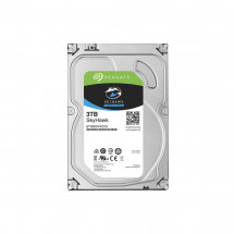 "Жесткий диск 3.5"" Seagate SkyHawk HDD 3TB 5900rpm 64MB ST3000VX010 SATAIII"