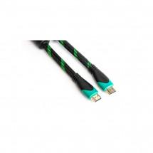 Кабель HDMI - HDMI V2.0, 1.5м, PowerPlant, позолоченные коннекторы