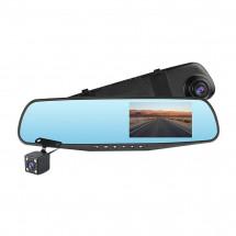 Автомобильный видеорегистратор TECSAR BCR-MIRROR-2MVG