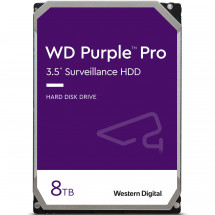 Жесткий диск Western Digital Purple Pro 8TB WD8001PURP