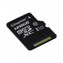 Карта памяти Kingston microSDXC 128GB Canvas Select Class 10 UHS-I U1 (SDCS/128GBSP)