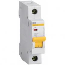 Автоматический выключатель ВА47-29 1P 63A 4,5кА IEK