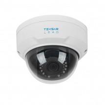 IP-видеокамера купольная Tecsar Lead IPD-L-4M30F-SDSF6-poe 2,8 mm