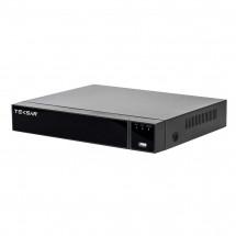 Гибридный видеорегистратор AHD Tecsar B8CH4A QHD +