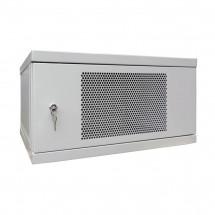 Телекоммуникационный шкаф настенный СН-9U-06-06-ДП-1-7035