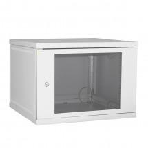 Шкаф навесной СН-9U-06-06-ДС-1-7035
