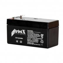Аккумулятор Trinix АКБ 12V 1,2Ah