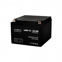 Аккумулятор LogicPower LPM 12V 26AH (LPM 12-26 AH)