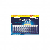 Батарейка Varta High Energy AAA BLI 12шт Alkaline (04903121482)