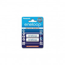 Аккумулятор Panasonic Eneloop AA 1900 2шт mAh NI-MH (BK-3MCCE/2BE)