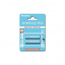 Аккумулятор Panasonic Eneloop Lite AA 950 2шт mAh NI-MH (BK-3LCCE/2BE)
