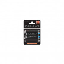 Аккумулятор Panasonic Eneloop Pro AA 2500 mAh 2шт (BK-3HCDE/2BE)