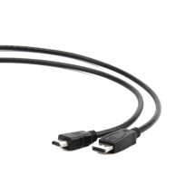 Кабель DisplayPort-HDMI 1,8м Cablexpert CC-DP-HDMI-6