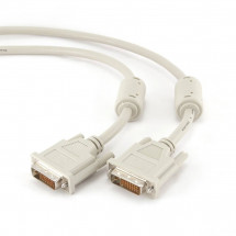 Кабель DVI-DVI 10м Cablexpert CC-DVI2-10M