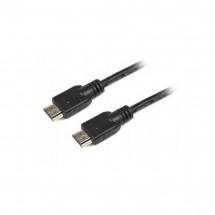 Кабель HDMI-HDMI 0.5м v1.4 Maxxter V-HDMI4-0.5M