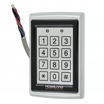 Контроллер автономный Rosslare AC-Q44 антивандальный внешний код+карта EM-Marine 125 кГц
