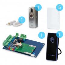 Комплект сетевого СКУД CnM Secure Gate 1 дверь считыватель/кнопка