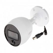 Уличная камера Dahua MotionEye DH-HAC-ME1200BP-PIR (2.8) с детектором движения
