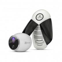 Внутренняя IP-камера Wi-Fi с базовой станцией Hikvision CS-W2S-EUP-B1 (2.0)