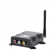 Приемник видеосигнала KINGWAVE KW7302 одноканальный