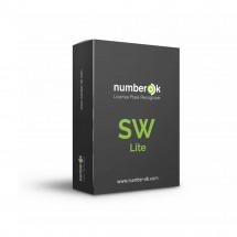 ПО распознавания номеров SW NumberOk Lite 1