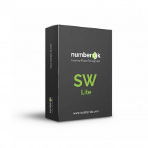 ПО распознавания номеров SW NumberOk Lite 16