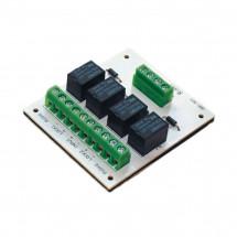 Релейный модуль Yli Electronic PCB-501 на две двери (шлюз)