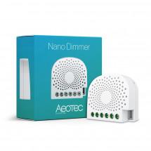 Вставной диммер Z-Wave Plus Aeotec Nano Dimmer ― AEOEZW111