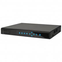 Сетевой видеорегистратор Tecsar Lead NVR-L-16CH2H-M1U