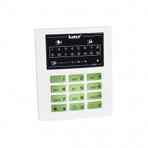 Проводная светодиодная клавиатура Satel СА-10 KLED-S