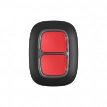 Беспроводная экстренная кнопка Ajax DoubleButton черная