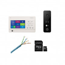 Комплект видеодомофона Neolight Delta+ и Neolight Optima