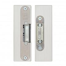 Электромеханическая защелка EFF EFF 9314VGL 12---E31 (12V_DC_Ee UNIV_12мм) НЗ для стеклянных дверей