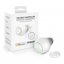 Радиаторный термостат FIBARO Heat Controller Starter Pack для Apple HomeKit — FIB_FGBHT-001-START