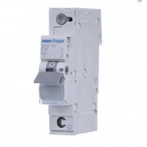 Автоматический выключатель QC 1P 6kA C-16A 1M Hager