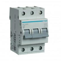 Автоматический выключатель 3п C 32A 6кА 3м Hager