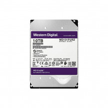 Жесткий диск Western Digital Purple 10TB 256MB 7200rpm WD101PURZ 3.5 SATA III