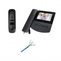 Комплект видеодомофона DOM D1B