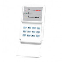 Проводная клавиатура Satel INT-S-BL