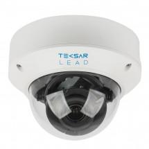 IP-видеокамера купольная Tecsar Lead IPD-L-4M30V-SDSF6-poe
