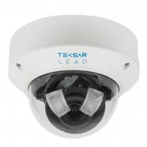IP-видеокамера купольная Tecsar Lead IPD-L-2M30V-SD-poe