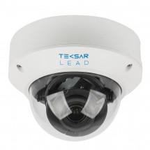 IP-видеокамера купольная Tecsar Lead IPD-L-2M30V-SDSF-poe