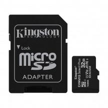 Карта памяти Kingston 32GB micSDHC class 10 A1 Canvas Select Plus (SDCS2/32GB)